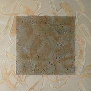 Misty memory 2, Acrylic, Mixed media on canvas, 42x42cm