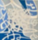 Harmony I, Acrylic, mixed media on canvas, 76x76cm