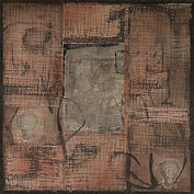 Intertwine, Acrylic, mixed media on canvas, 210x210cm
