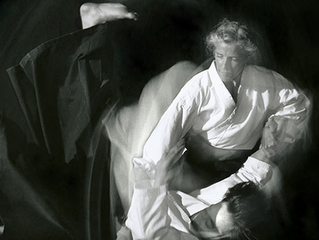 Aikido and the Power of Lightness