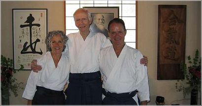 Aikido of Tamalpais Founders