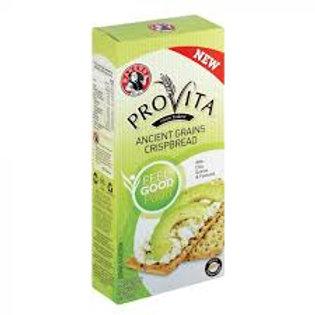 ProVita Ancient Grains Crispbread