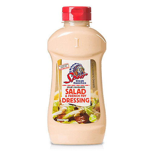Spur Salad and French Fry Dressing 500ml