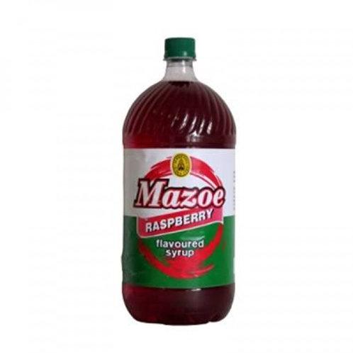 Mazoe Raspberry Syrup 2L