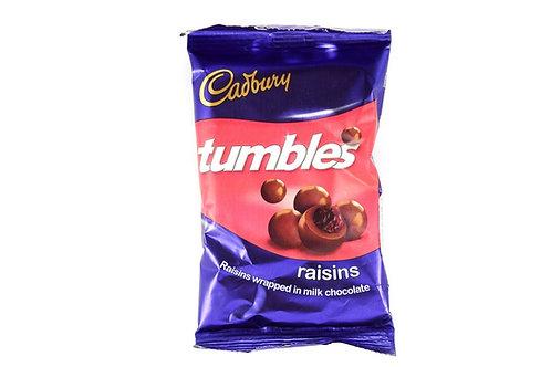 Cadbury Tumbles Raisins 65g