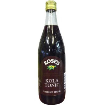 Rose's Cordial Kola Tonic