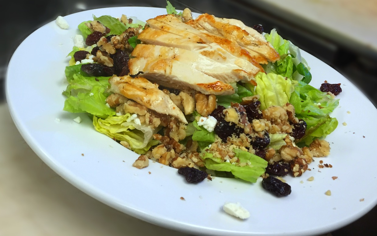 Traverse City Cherry Chicken Salad