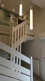Rénovation d'une cage d'escalier - AOUT 2018