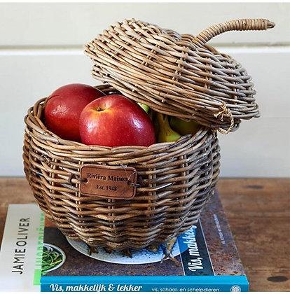 Ranier rattan pomme