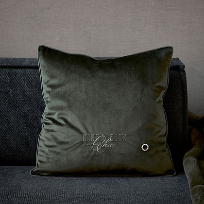 Coussin Courageous Chic