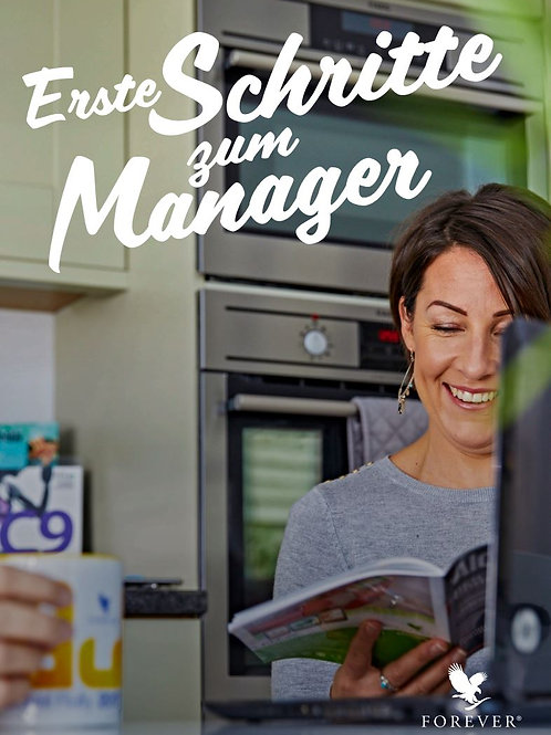 "Arbeitsheft "" First Step to Manager """