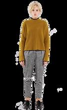 European clothing model