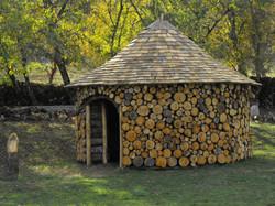 Cabane Ecomusée Cuzals