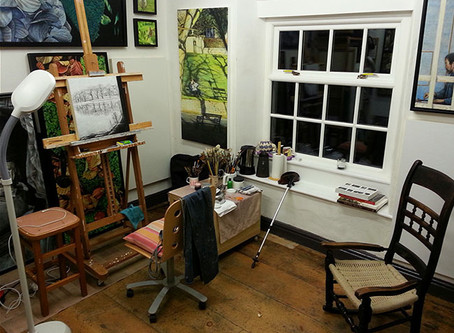New studio at The Factory in Kendal