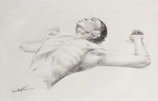 Male Nude (Study) #05
