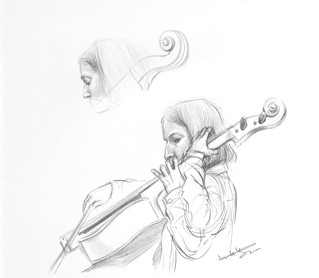 Young Cellist