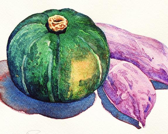 Pumpkin & Sweet Potatoes - detail #02.jp
