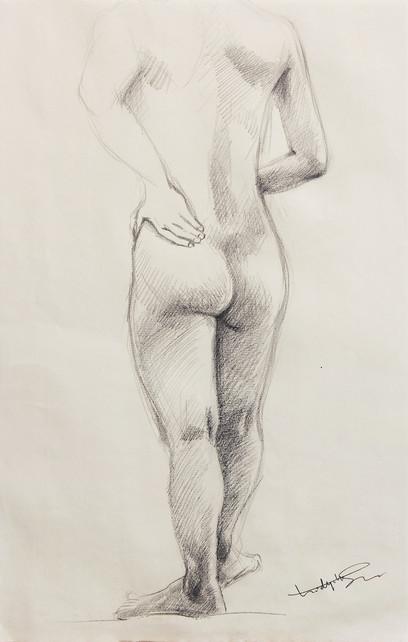 Female Nude (Study) #01