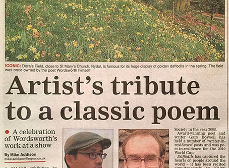 Featured article appeared in the Westmorland Gazette