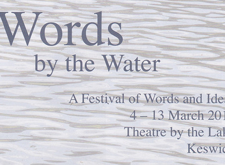 Words by the Water featured our talk