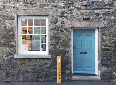 Represented at the Gatehouse Gallery, Cartmel