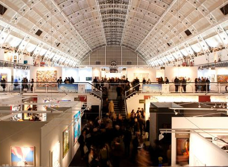 Participating in London Art Fair 2017