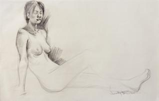 Female Nude (Study) #03