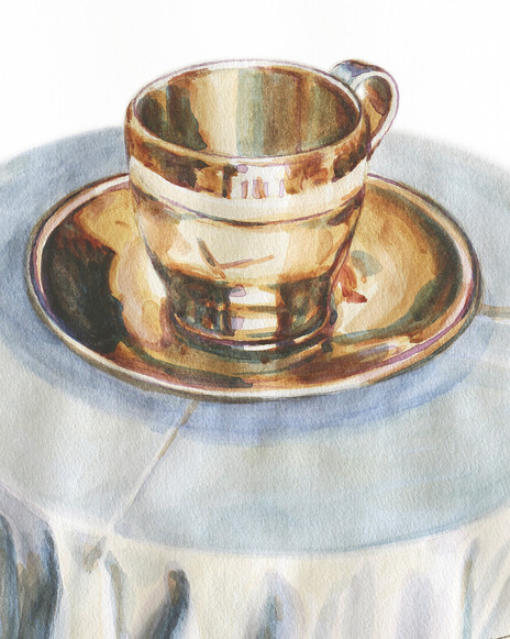 Coffee Cup - detail