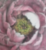 """""""Flower""""- Sheild Family (Polyptych)"""