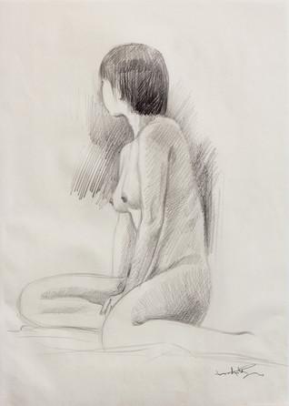 Female Nude (Study) #05