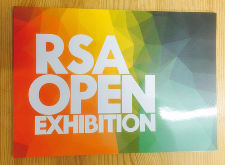 Selected for the Royal Scottish Academy Open again