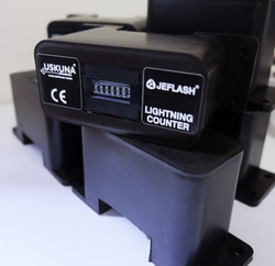 FLASH CA ANALOG COUNTER