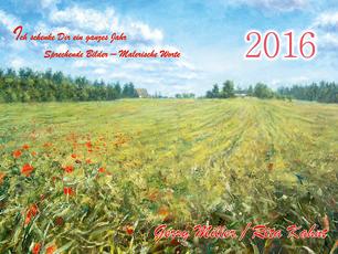 Unser Kalender 2016 ist fertig  ...