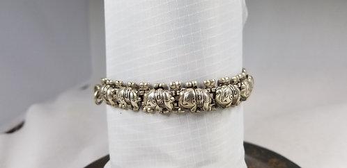 Little Elephant On Parade Bracelet