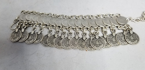 Traditional Turkish Coin Bracelet