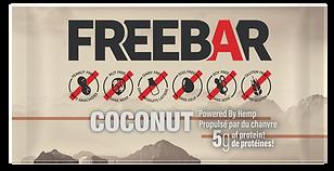 Peanut Free Protein Bar