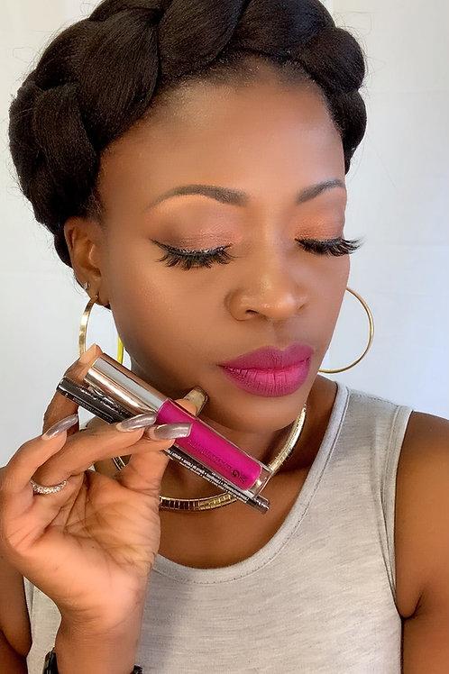 Lipstick 40 w free lip liner