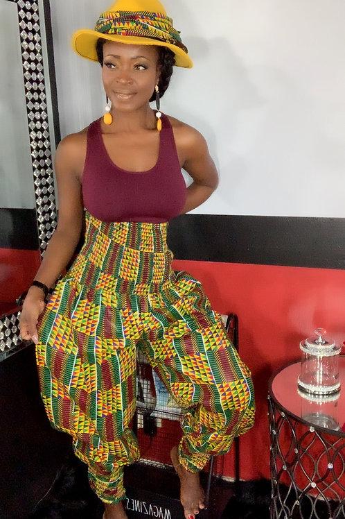 African skirts set
