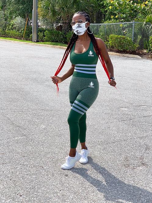 High waist sport wear
