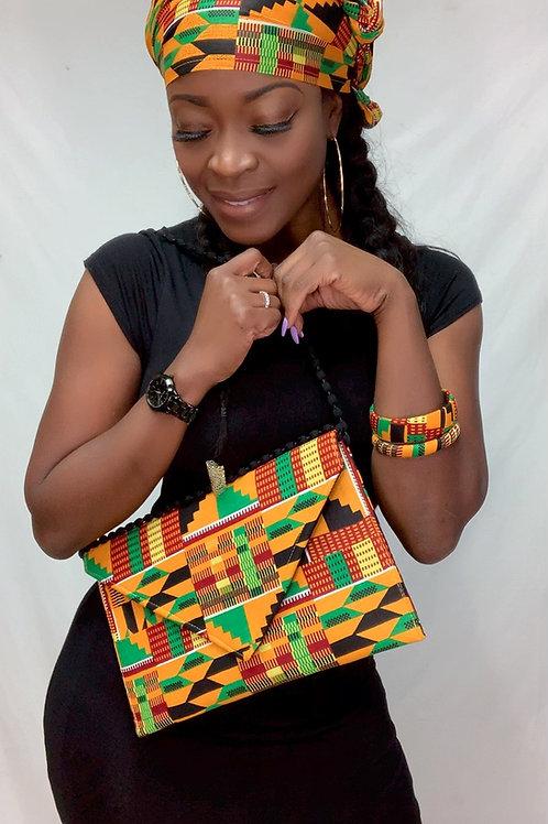 African set clutch