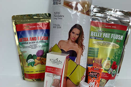 Hot Supper Weight loss package