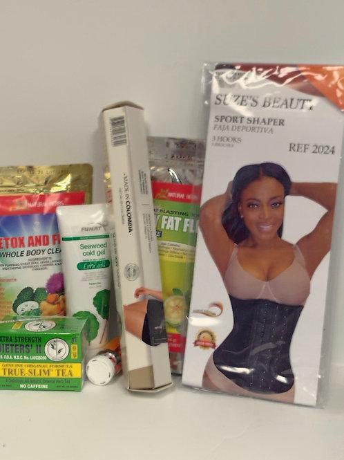 Sport deluxe half corset package