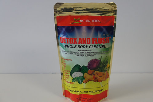 DETOX & FLUSH/HOLD BODY CLEANSE