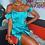 Thumbnail: Off shoulder dress
