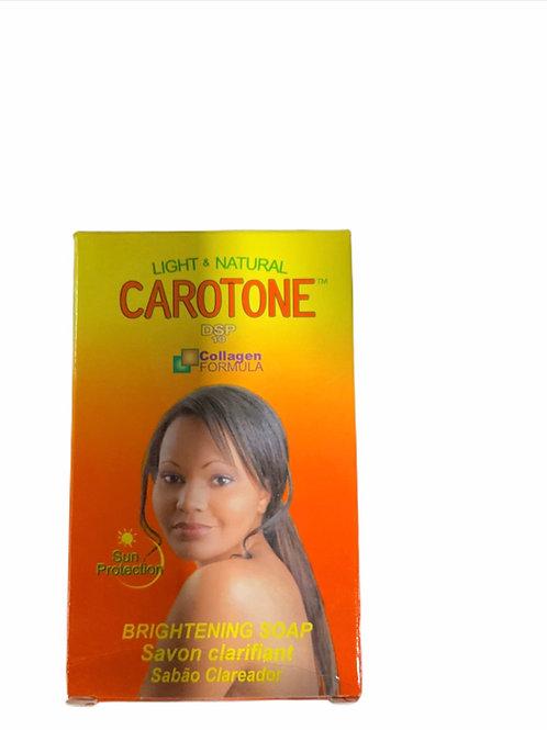Carotone soap