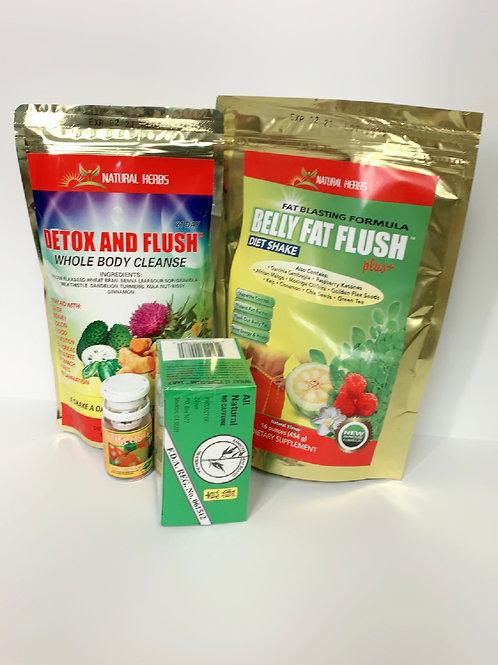 Set flush