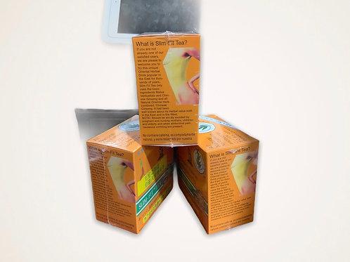 Slim-fit Ginseng dieters tea