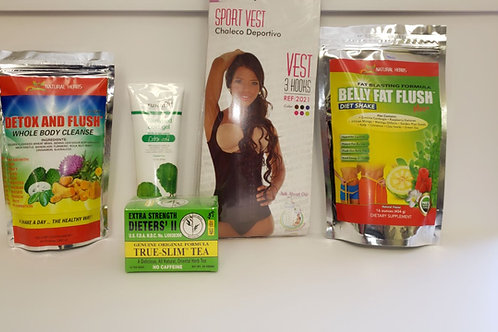 Vest deluxe  Lose belly fat