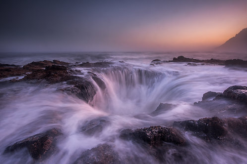 THOR'S WELL (dawn)