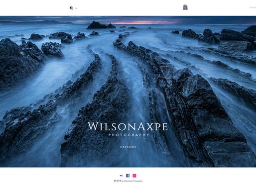 WilsonAxpe.com is Live!